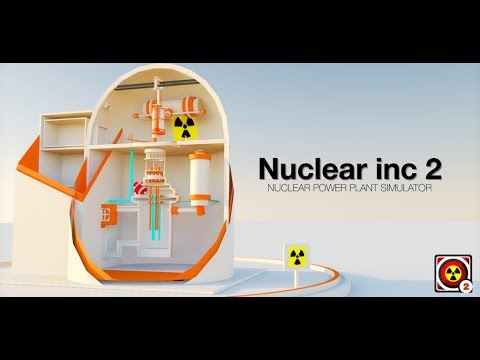 Nuclear inc 2 - nuclear reactor simulator for Android/IOS