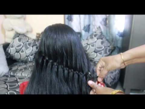 Siga Singaaram-33 (Hair style video by eenadu.net)