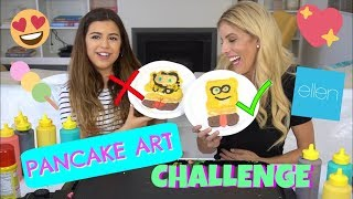 """Watch the video we did on Rebecca's channel: """"Slime Art Challenge"""" ..."""