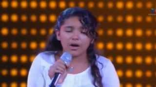 Daniela BASTA YA Casting Final La Academia Kids