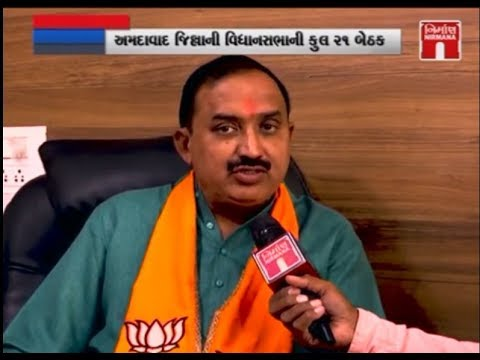 Exclusive Interview of Rakesh Shah with Nirman news channel