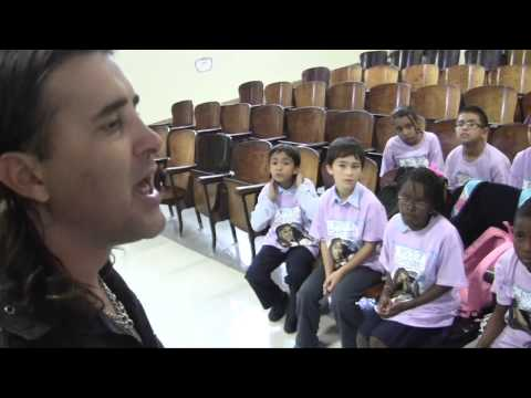 "Scott Stapp & PS22 Chorus ""With Arms Wide Open"" by Creed"