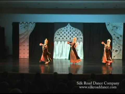 Moghul Court Dance - Silk Road Dance Company