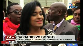 Esther Passaris threatens legal action against Governor Mike Sonko