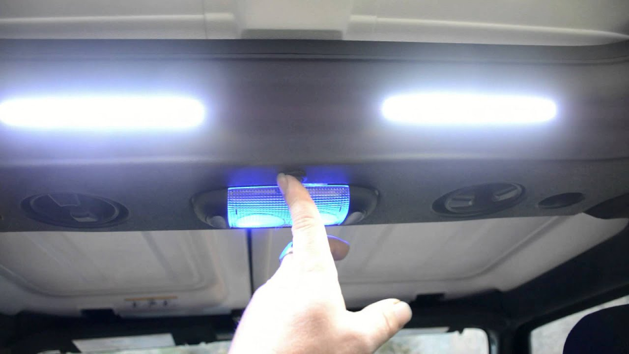 2015 Jeep Jk Interior Light Upgrade Youtube