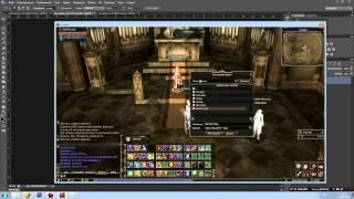 Как сделать и поставить иконку клана и альянса Lineage 2