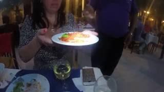 Самостоятельное путешествие в Турцию. Праздничный ужин. Отель Club Sean Hevan. Часть 12-я.(Из данного видео узнаете, какой праздничный ужин, в честь Праздника 9-е Мая, отель приготовил для своих госте..., 2016-06-08T17:59:42.000Z)