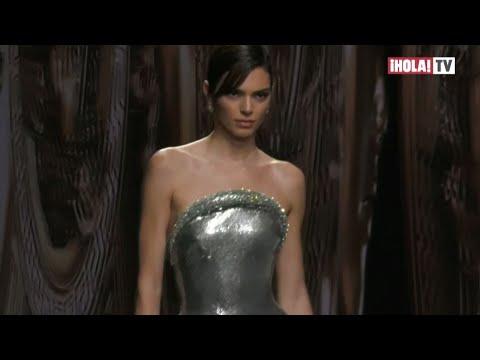 La impactante pasarela de Versace en la Milán Fashion Week 2020 | ¡HOLA! TV