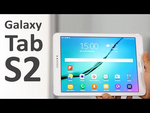 Samsung Galaxy Tab S2 ¿La mejor tablet Android? (análisis en español)