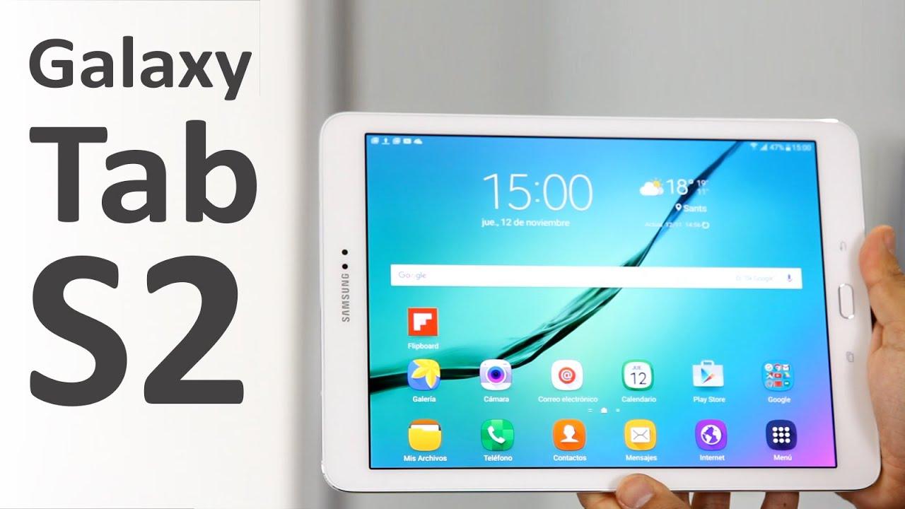 Samsung Galaxy Tab S2 ¿La Mejor Tablet Android