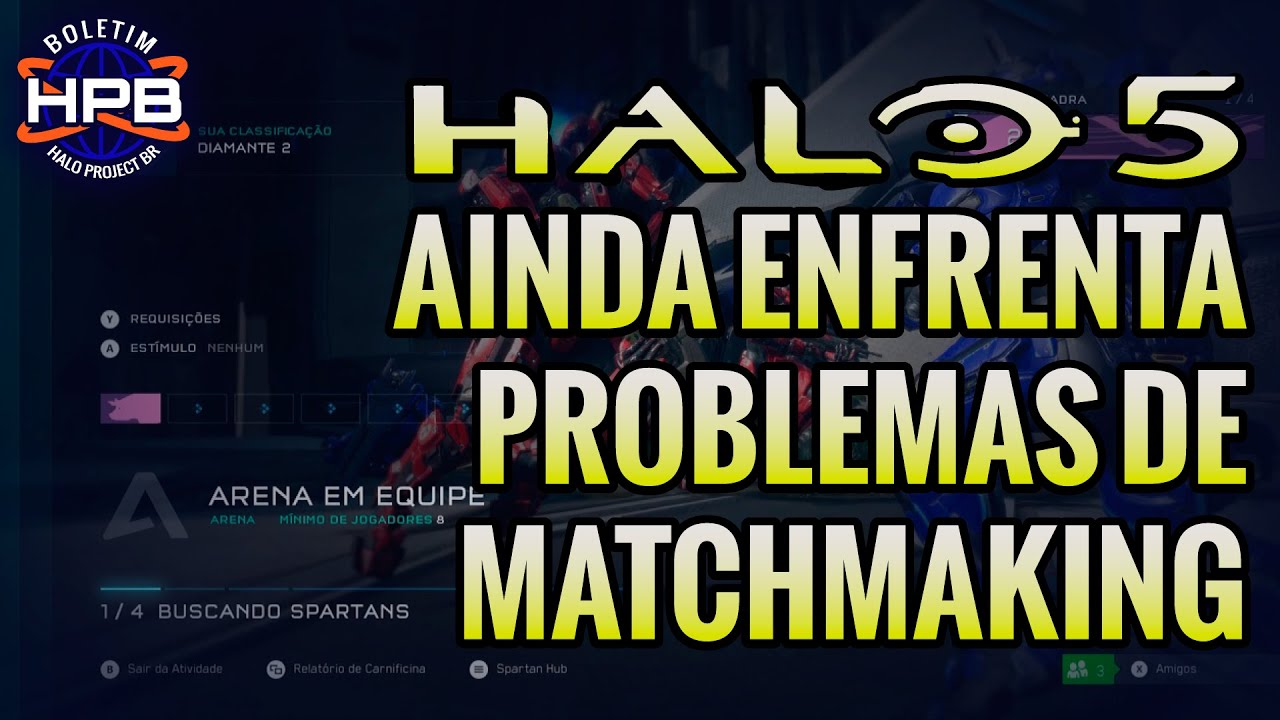 halo 5 matchmaking not working Home halo 5 halo wars  pc and yet halo wars 2 is one of the first games to make this work on the  options, including matchmaking, custom games .