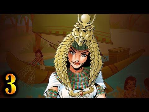 ОПАСНЫЕ СОСЕДИ / Egypt: Old Kingdom - Прохождение Варлока - 3
