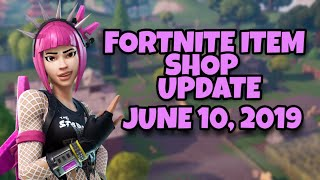 FORTNITE ITEM SHOP *POWER CORD* SKIN RETURNS!!! [June 10th, 2019] (Fortnite Battle Royale)