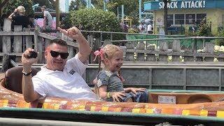 ALD International: Movie Park Germany ON-RIDE Fun July 2018