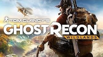 GHOST RECON WILDLANDS #001 - Der Drogenbaron von Bolivien | Let's Play Ghost Recon Wildlands