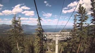 South Lake Tahoe, California - Heavenly Gondola - Ascent HD (2014)