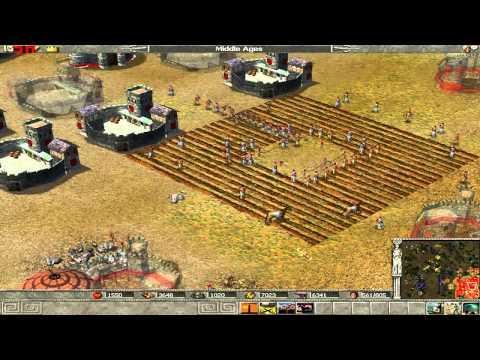 Empire Earth 1 tund pikk gameplay Eesti keeles