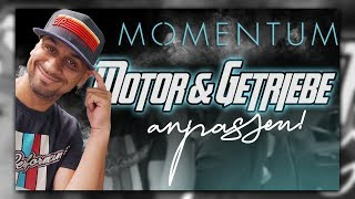 JP Performance - MOMENTUM | Motor & Getriebe anpassen | Chapter TWO