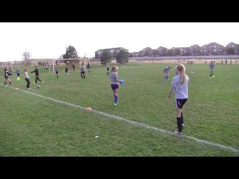 Holding Midfielder Defensive Training