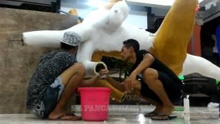Download Video Proses Pembuatan Ogoh Ogoh 'Durgha Murti' Br. Tegal Buah, Padangsambian Klod, Denpasar Barat. MP3 3GP MP4