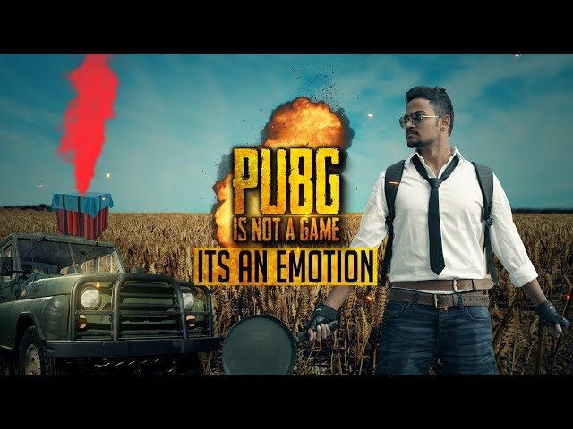 PUBG is an Emotion Official Trailer | Shanmukh Jaswanth