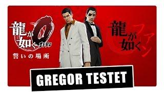 Gregor testet Yakuza 0 (Review)