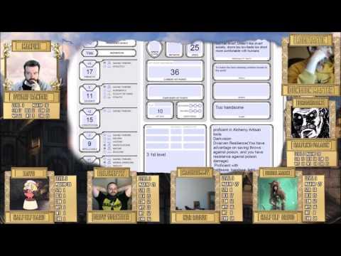 DnD 5e - Character Creation - Class Features