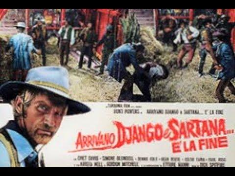 Arrivano Django e Sartana... è la Fine!. Film Completo by Film&Clips