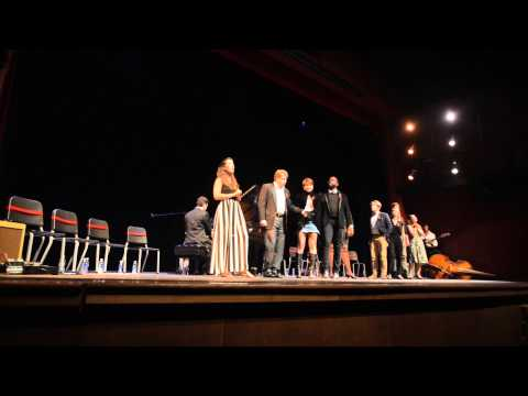 Broadway Cares/Equity Fights AIDS benefit concert by Alpine Theatre Project cast