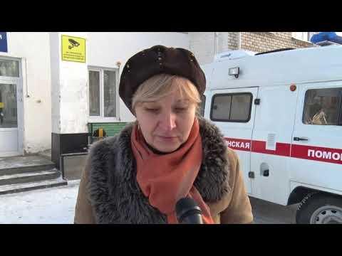 Первомайская больница получила от губернатора новый автомобиль скорой помощи