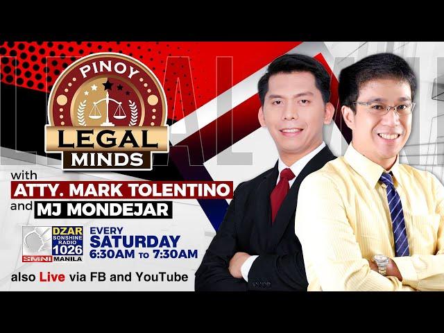 Makinig at matuto kung ano ang mga batayan at kwalipikasyon ng mga tatakbo sa eleksyon.