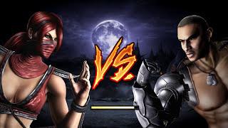 Mortal Kombat 9 Ladder на ПК - Skarlet