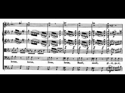 """Mozart : Bastien und Bastienne (10) - Aria 'Diggi, daggi, schurry, murry"""""""