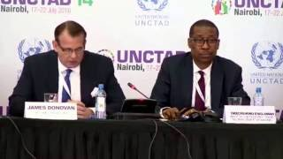 Investing in Sustainable Development |UNCTAD14 Image