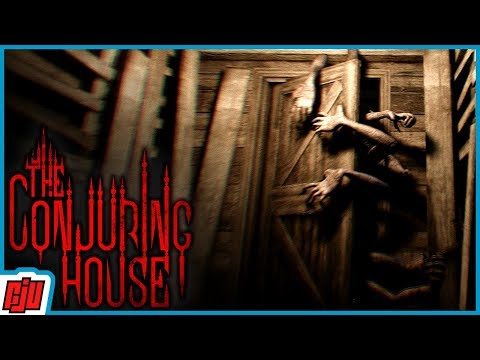 The Conjuring House Part 4 | Horror Game | PC Gameplay Walkthrough