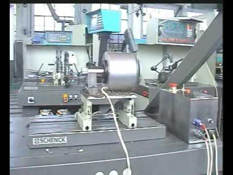 SCHENCK SHANGHAI MACHINERY CORP. LTD
