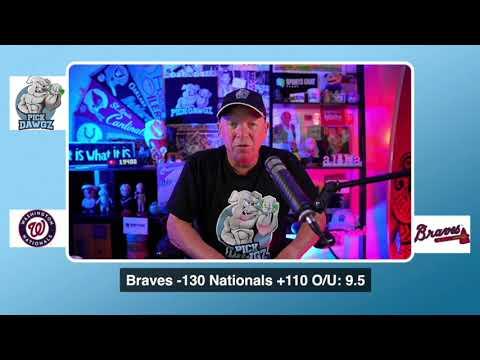 Atlanta Braves vs Washington Nationals Free Pick 9/6/20 MLB Pick and Prediction MLB Tips