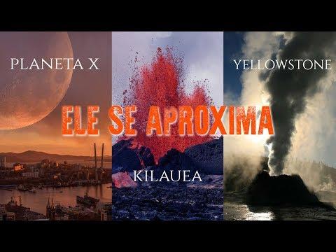 Kilauea e Yellowstone - Sinais da chegada de NIBIRU