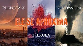 A chegada de NIBIRU: Sinais no Kilauea e Yellowstone