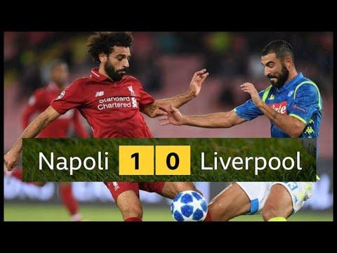 Napoli-Liverpool 1-0/Tifoseria Napoletana💙