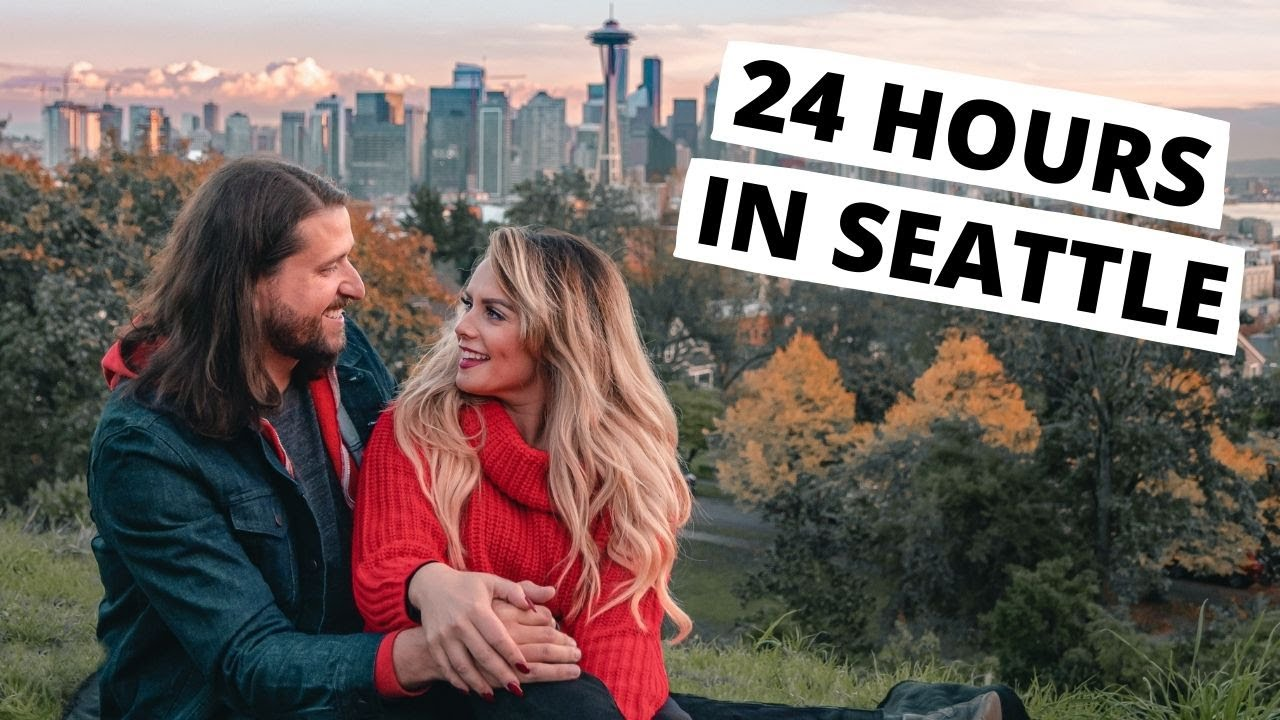 24 Hours in Seattle Travel Vlog   What To Do, See and Eat