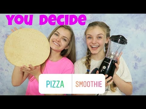 Our Instagram Followers Control Our Challenge ~ Jacy and Kacy