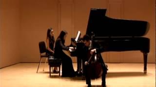 Ravel Tzigane, played the cello (arr. Laszlo Varga)