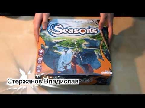Времена года ( Seasons ) от IgraJ.by