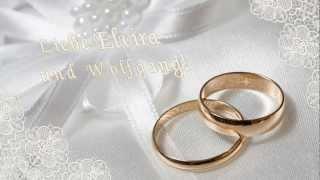 Приглашение на свадьбу на немецком языке.avi