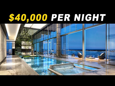 10 Most Expensive and Luxurious Penthouse Suites in Miami