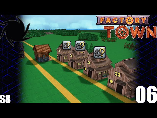Factory Town - S08E06 - Planning The Second Town
