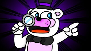 Detective Funtime Freddy - Minecraft FNAF Roleplay