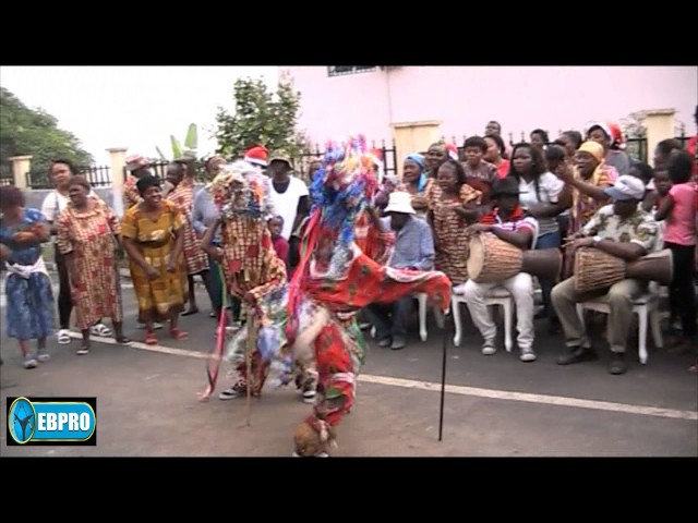 Bonko de Batete 2016. Danza tradicional