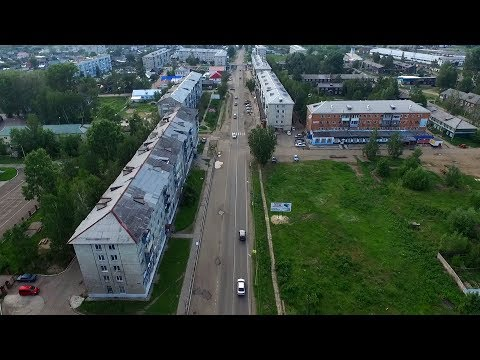 Лесосибирск, улица Горького (Пирогова-20й)